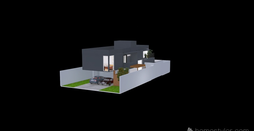 Casa, LE&Li Interior Design Render