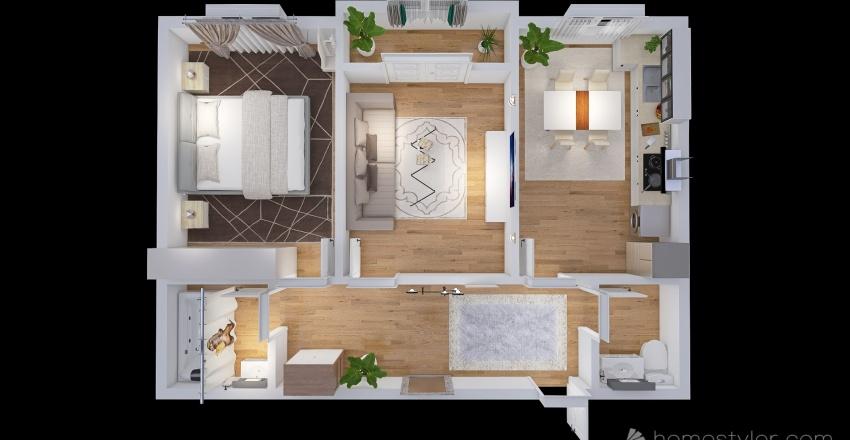 Copy of home5 5xonali Interior Design Render