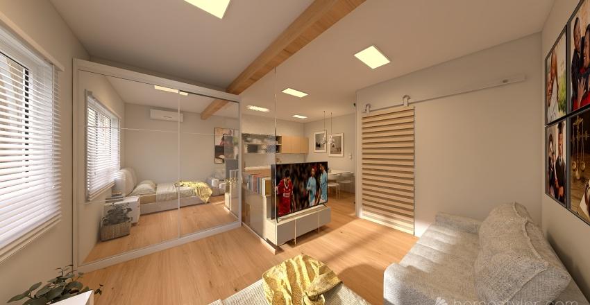 João Braga Interior Design Render