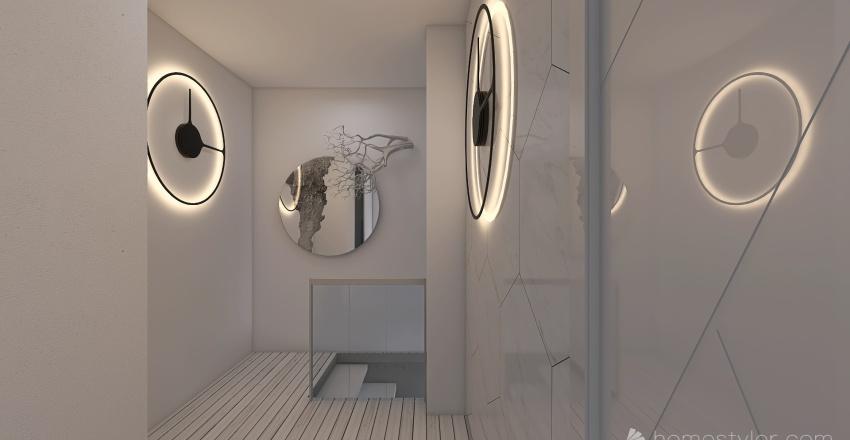Penthouse А15 Interior Design Render