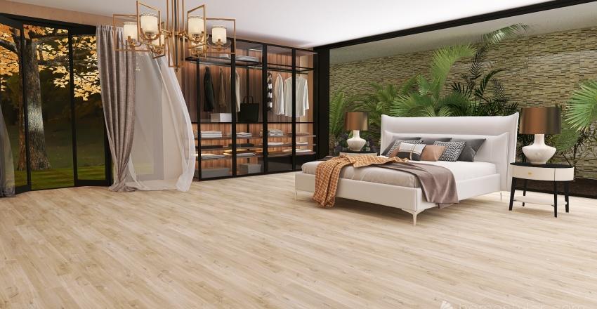 Sonbaharda Bir Ev Interior Design Render