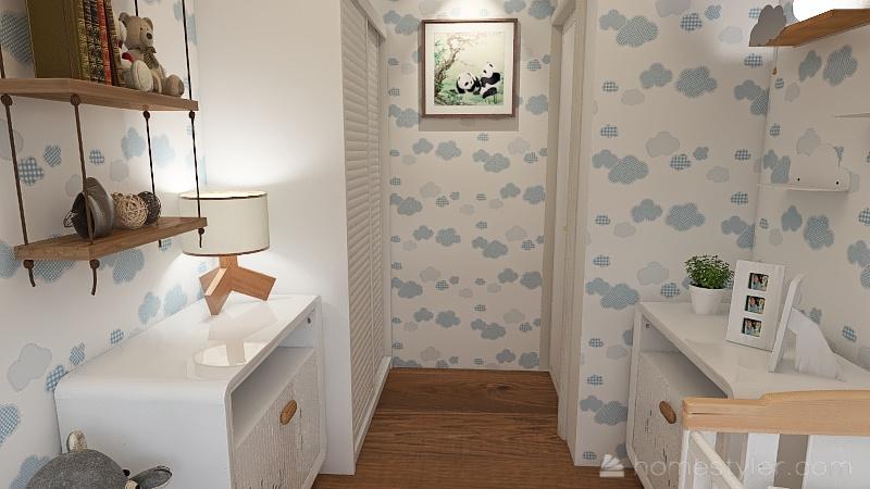 v2_Quarto do bebê - Luana Interior Design Render
