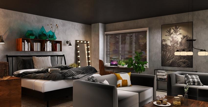 inknfrmsta Interior Design Render