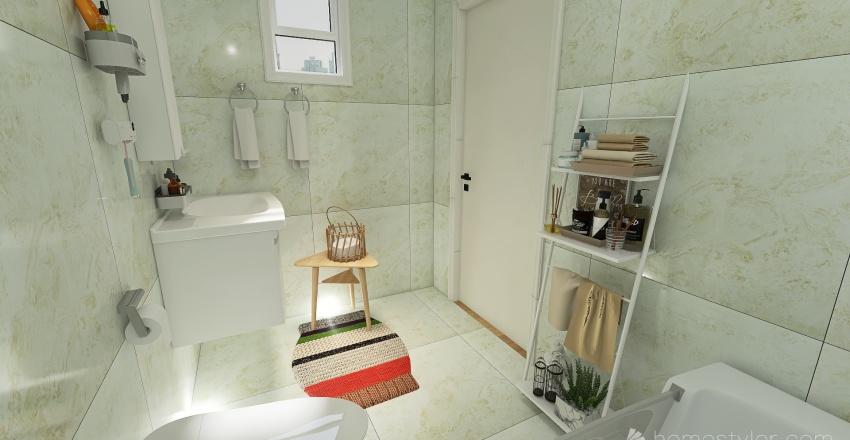 My sweet home Interior Design Render
