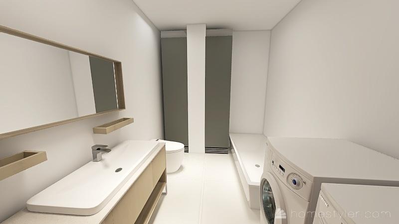 MieszkanieL5_OST.WERSJA Interior Design Render