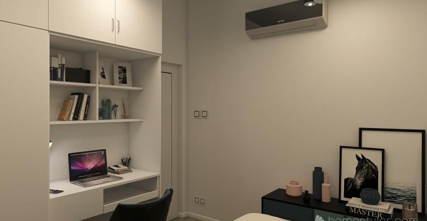 Condominium 4 Interior Design Render