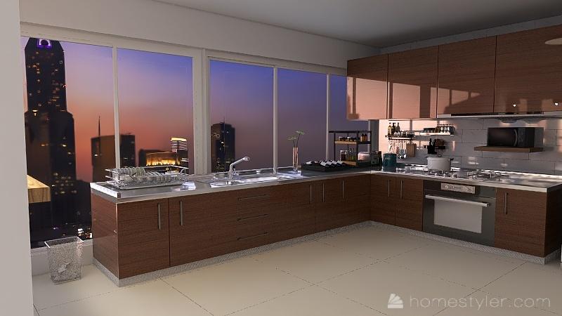 My future plan. Interior Design Render