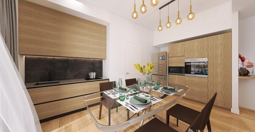 HOME SPELTA Interior Design Render