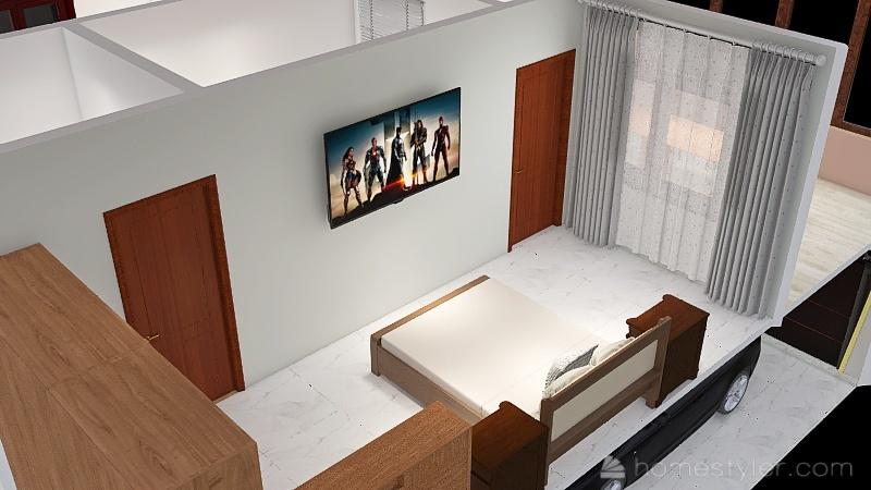 Copy of Case M2 escada U Interior Design Render