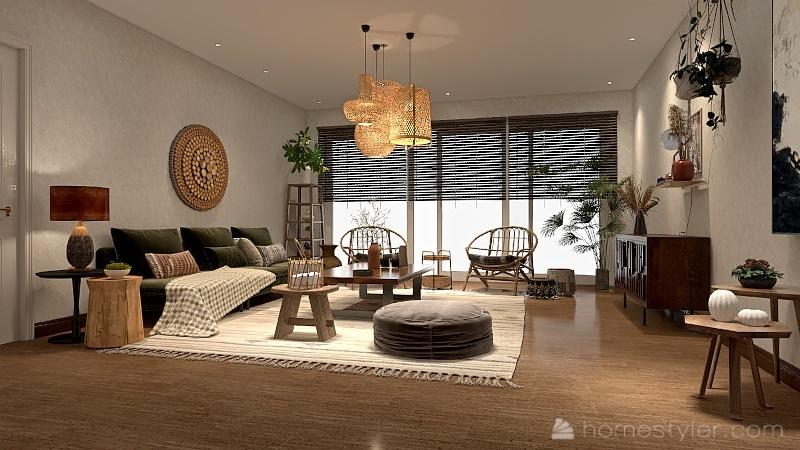 Style 4 Interior Design Render