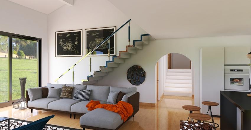 ESSAIS 2 Interior Design Render