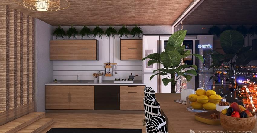 Rezidans Interior Design Render