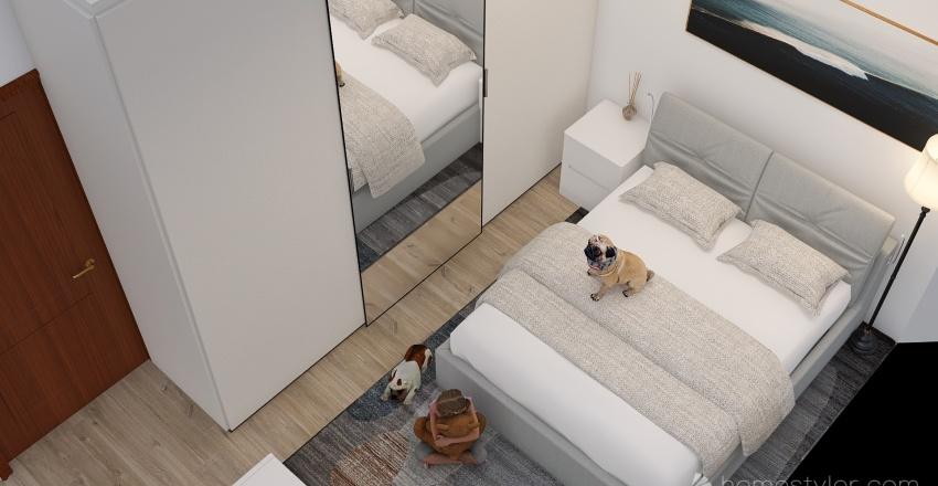 FELIPE MOREIRA 2 Interior Design Render