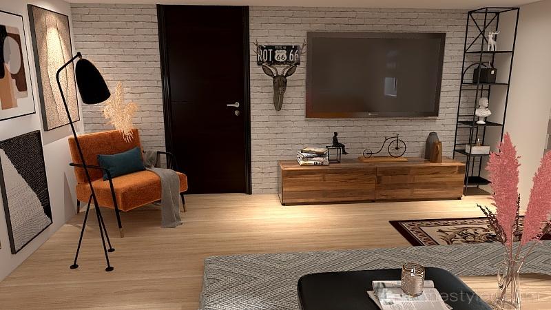 Houm Interior Design Render