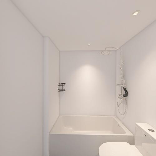 322-77 Maitland Pl Interior Design Render