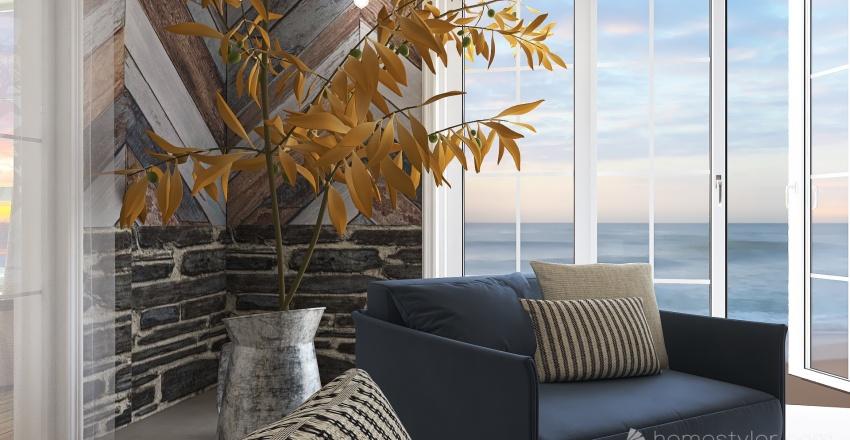 On the Atlantic Interior Design Render