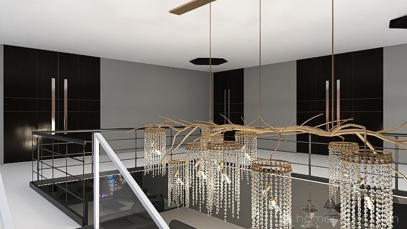 Acorn Palace Interior Design Render