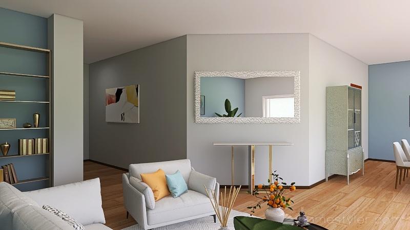 Copy of Sonia de Rodríguez casa Interior Design Render