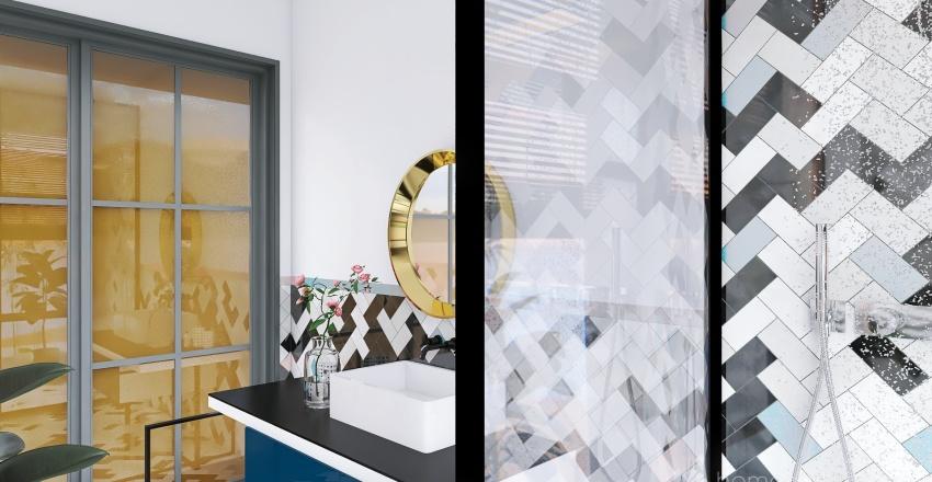 Bagno Fantasia 1 Interior Design Render