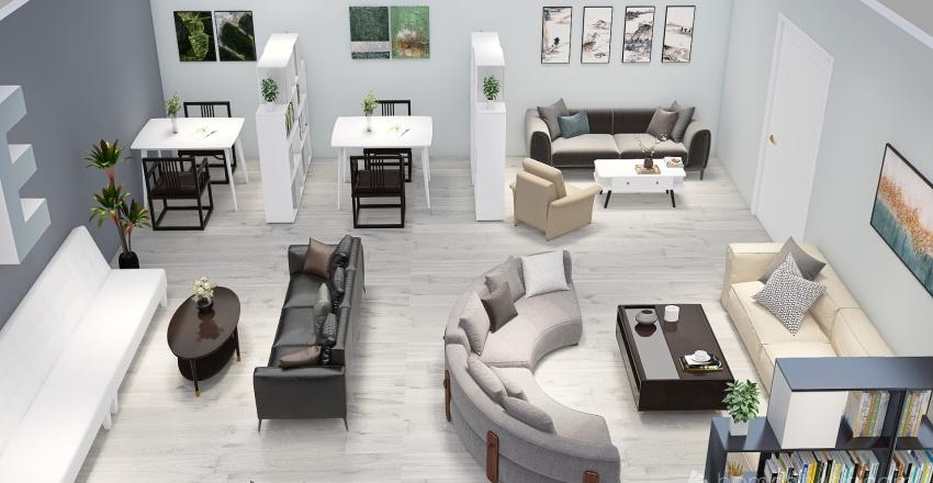 R_buvwon Interior Design Render