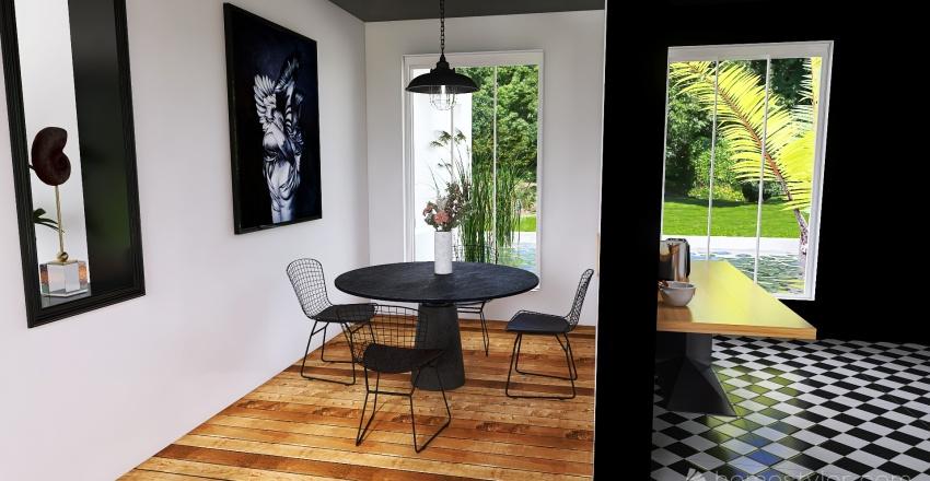 2 level home..! bedroom Interior Design Render