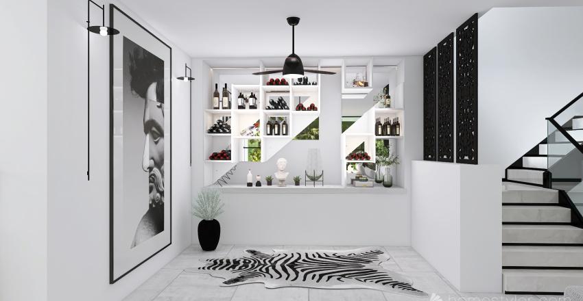 Prestini Estate Interior Design Render