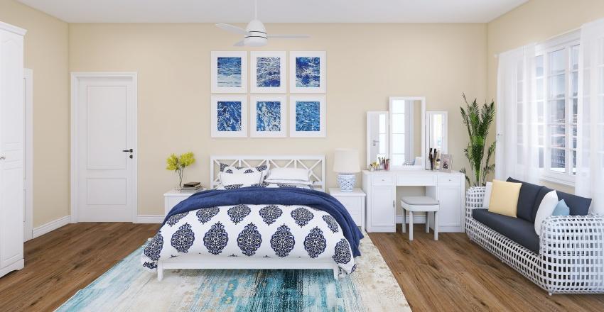 PROPOSED 2-STOREY HOUSE Interior Design Render
