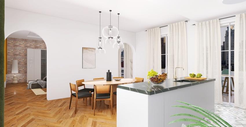 New Development 01 Interior Design Render