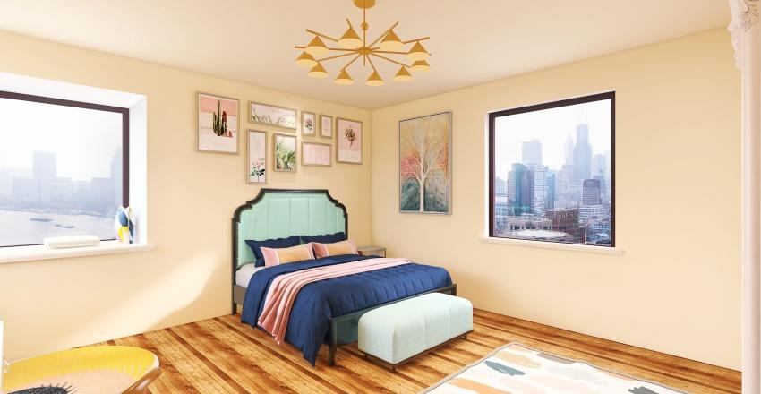 Simply Cecilia Interior Design Render