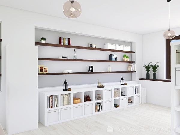 Viorica Susanu v1 - KALLAX Interior Design Render