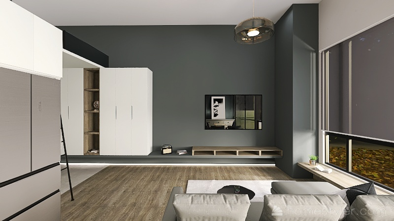 0906 Interior Design Render