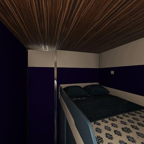 Cast Away Interior Design Render