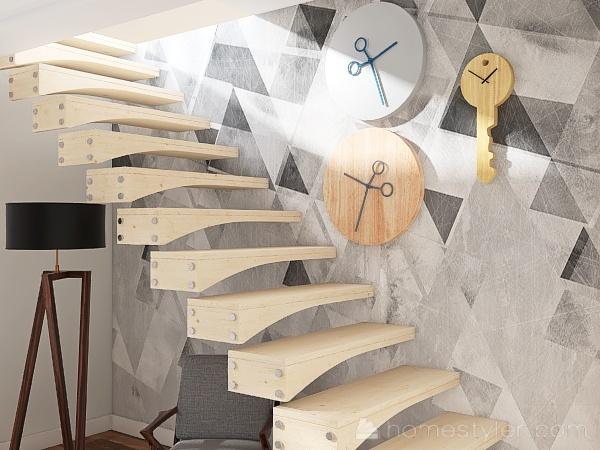 NICE HOME Interior Design Render