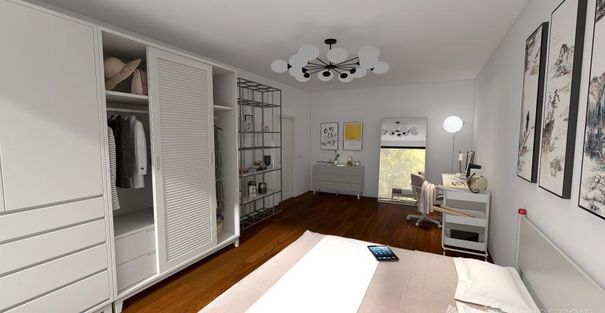 Lombard Street, 10, SF Interior Design Render