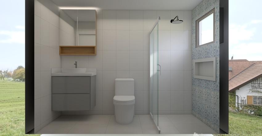 3D ROSÂNGELA Interior Design Render
