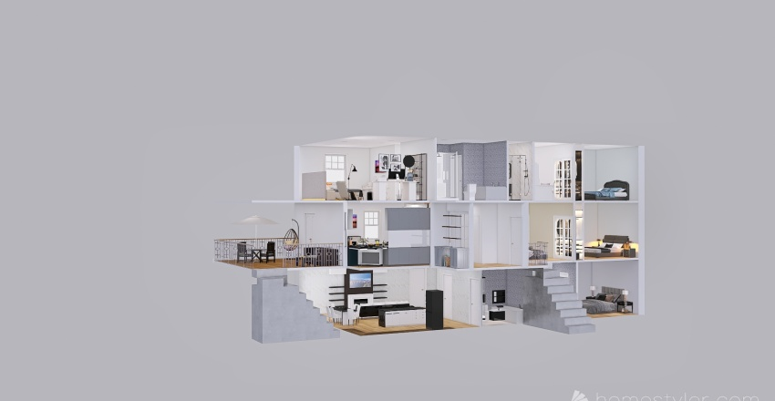 3 Rev_2nd Fl_mreshamr0ck Interior Design Render