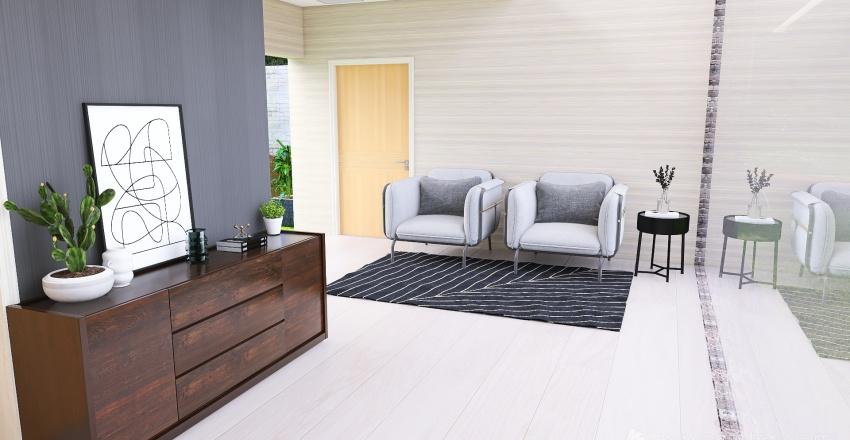 casa moderna 4 Interior Design Render
