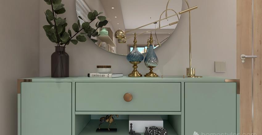 Augustine Home Interior Design Render