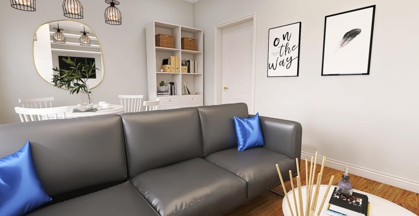 Mój domek Interior Design Render