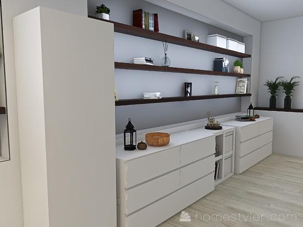 Viorica Susanu v2 - MALM Interior Design Render