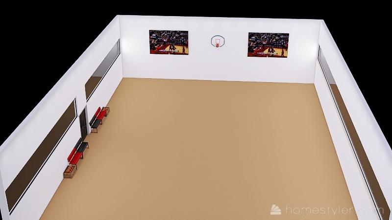 Dream Space Interior Design Render