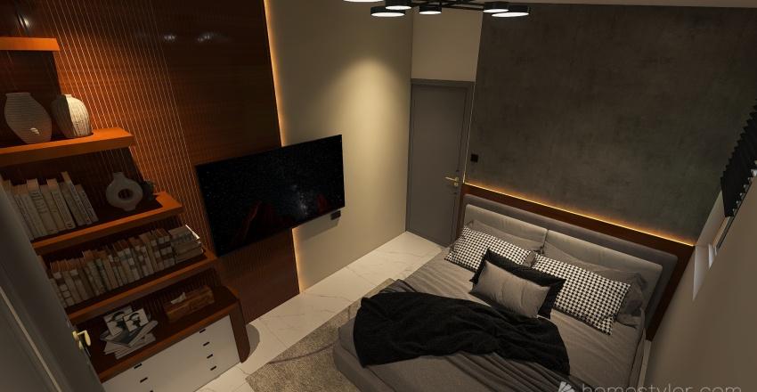MM sample Interior Design Render