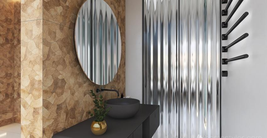 Space Interior Design Render