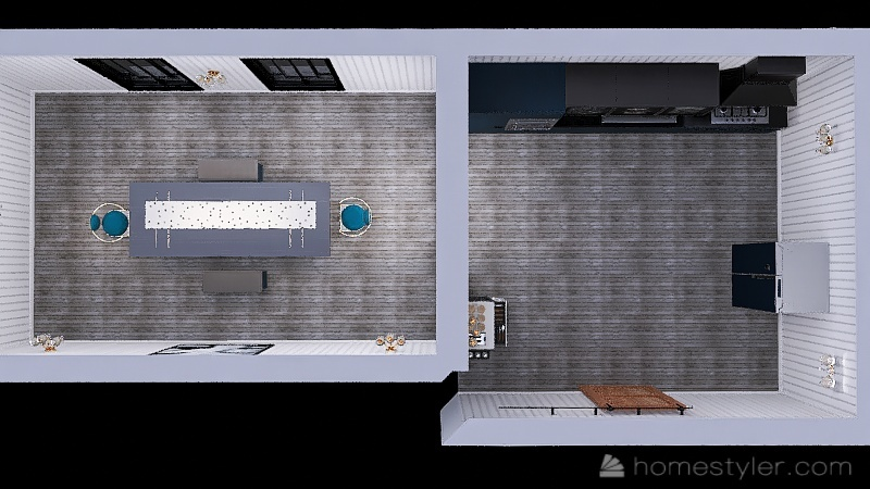 Blank Room Design_copy Interior Design Render