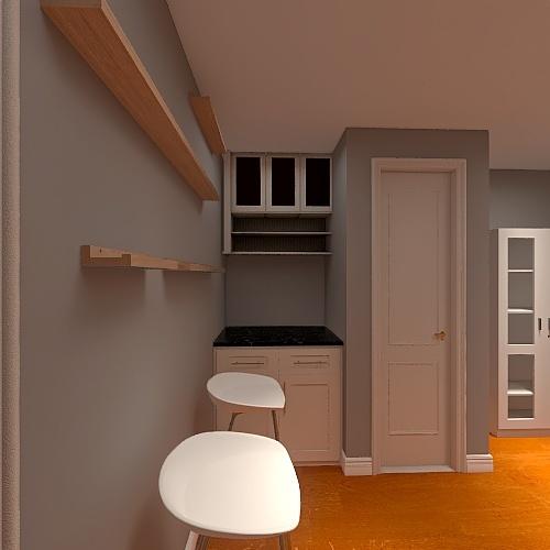 Lelin Chao 2 Interior Design Render