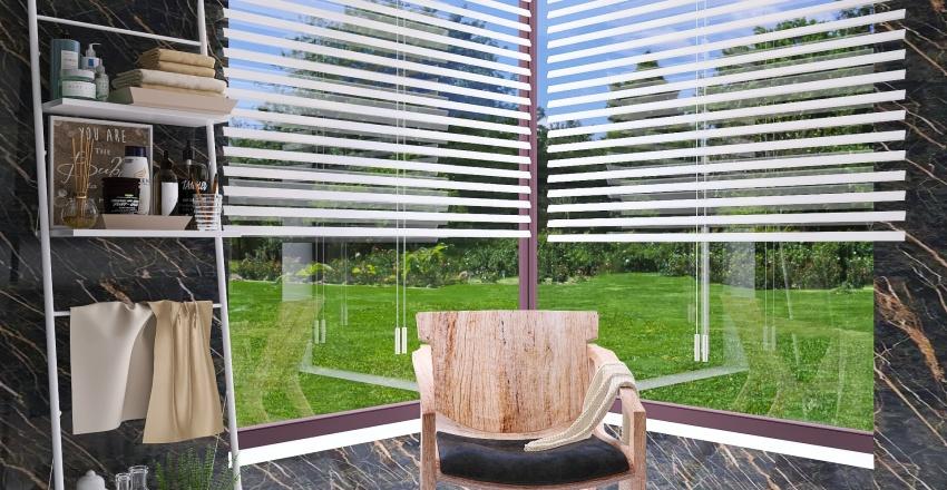 petite house T2 Interior Design Render