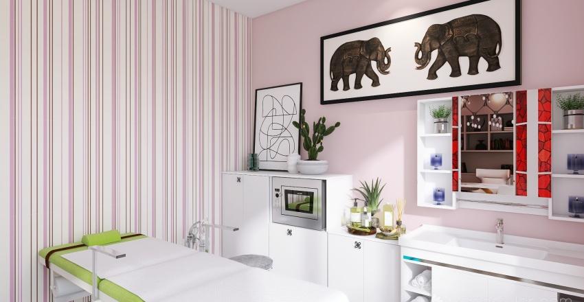 Livia & Cassia Interior Design Render