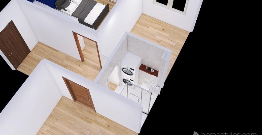 Kuchnia v1 Interior Design Render