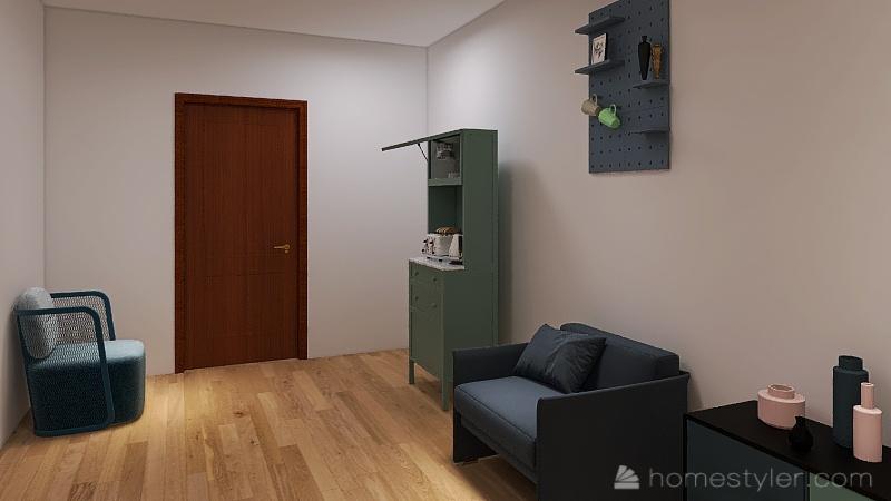 201 Interior Design Render
