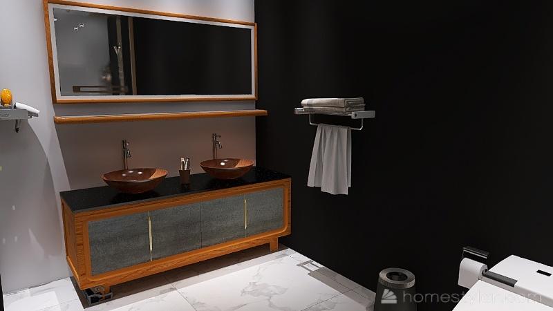 Habitacion Interior Design Render